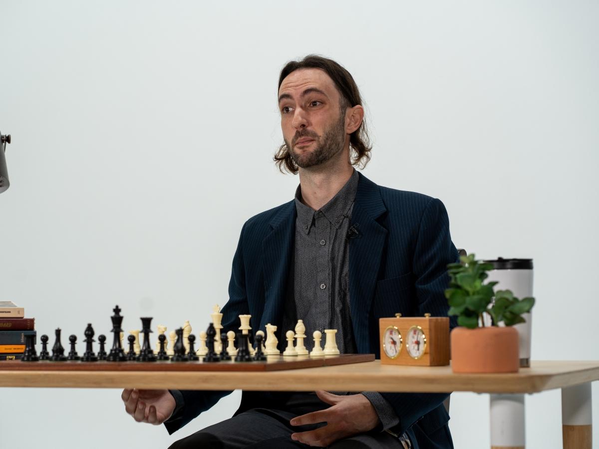 The Chess Zone Stock Photo
